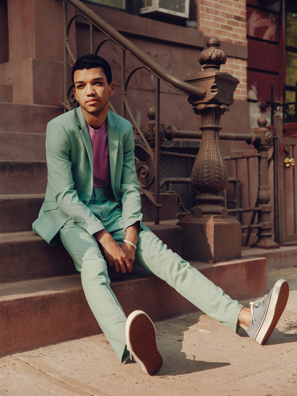 Justice Smith for GQ