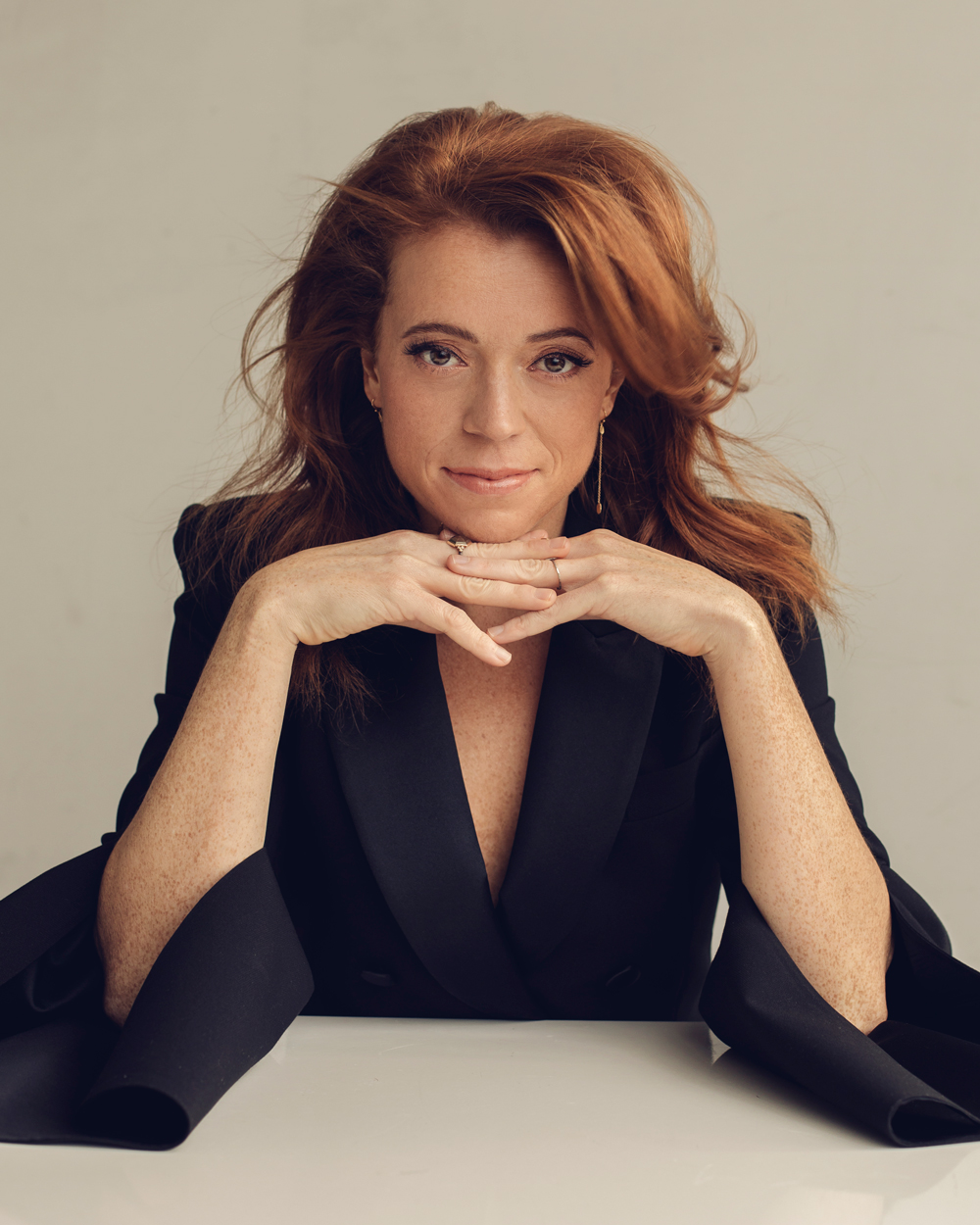 Michelle Wolf for Playboy