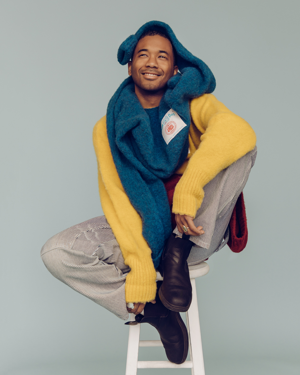 Toro y Moi for HighSnobiety